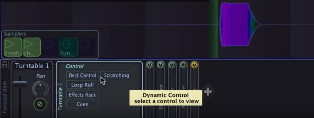 Scratch Track 3.0 Controls