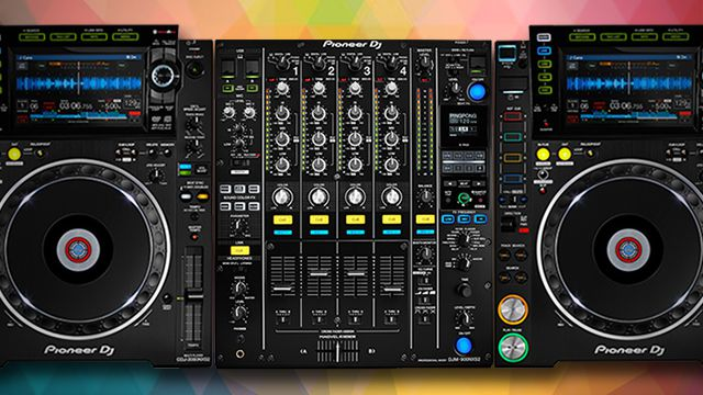 CDJ-2000NXS2 Review, DJM-900NXS2 Review