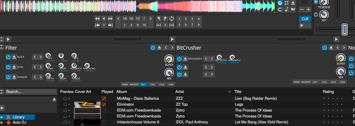 Review: Mixxx 2 0 Free DJ Software - DJ TechTools