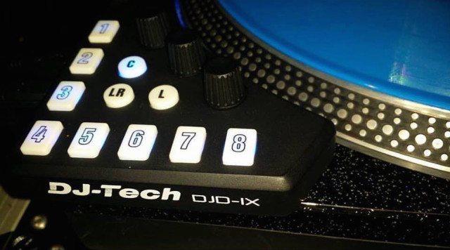 DJ Tech's DJD-IX Dicer Clone