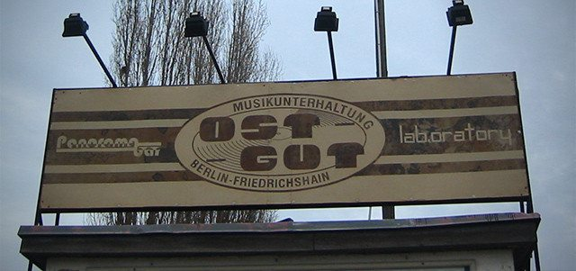 Ostgut, Berlin, Germany