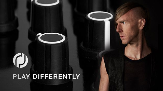 Allen & Heath Richie Hawtin NAMM 2016