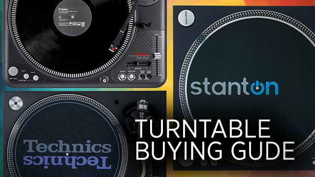 DJ Turntable Buying Guide: 2016 Edition