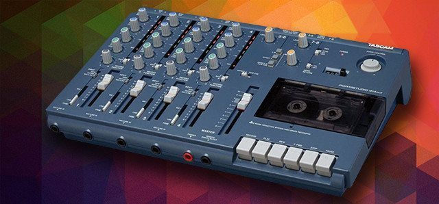 Four Track recorder