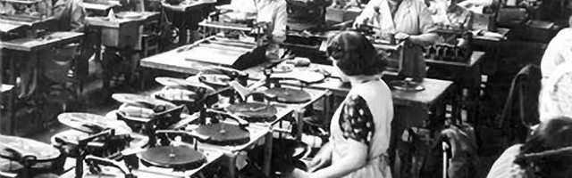 Turntable Factory