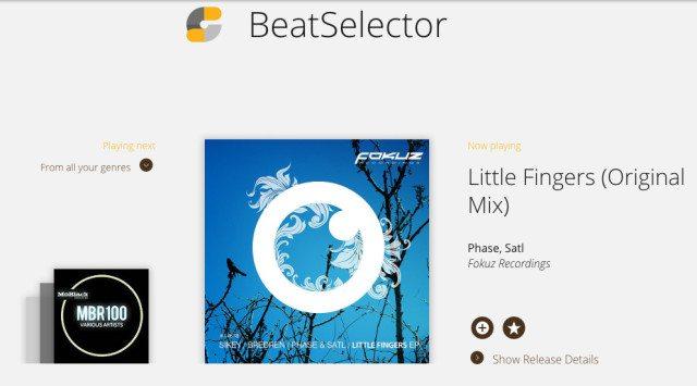 Pulselocker BeatSelector