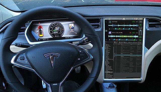 Tesla Traktor DJ
