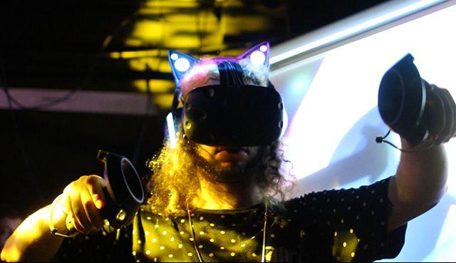 VR DJ Sets
