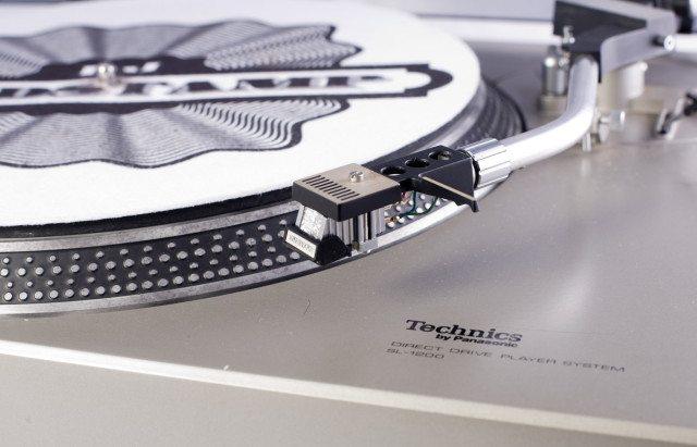 Technics SL-1200 image credit DJpedia _ Flickr