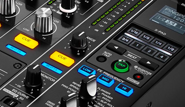 DJM-900NXS2 Frequency FX