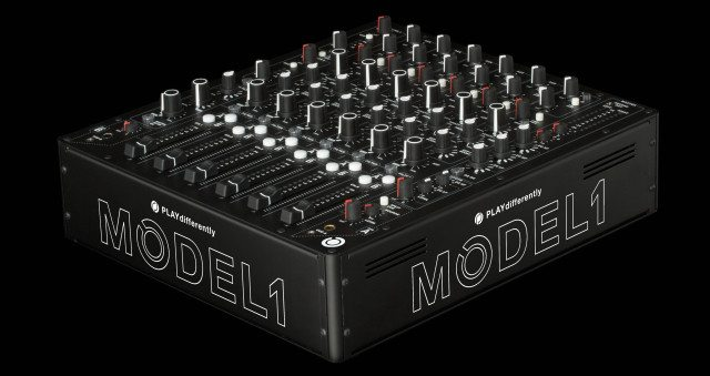 PLAYdifferently MODEL 1 - angle side corner view
