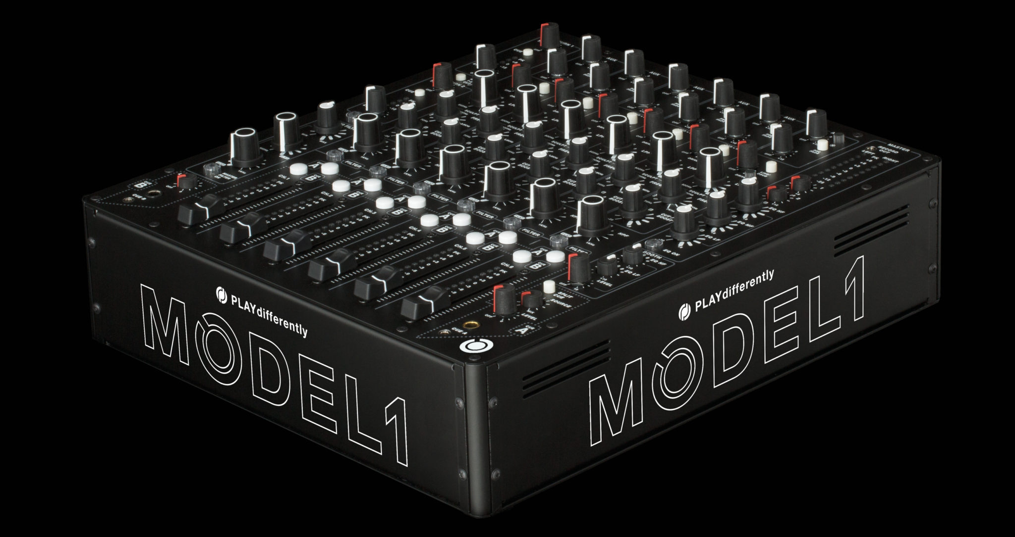 PLAYdifferently Model 1: Hands-On With Richie Hawtin - DJ TechTools
