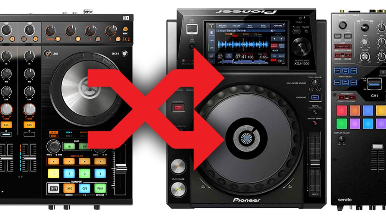 Are DJs Moving Away From Software?