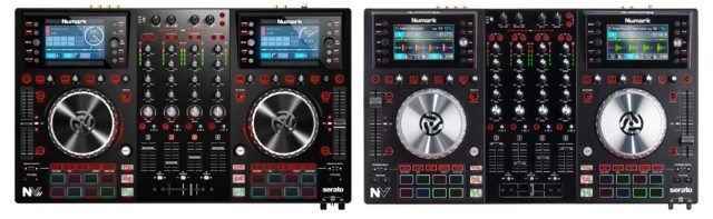 Numark NV II vs Numark NV