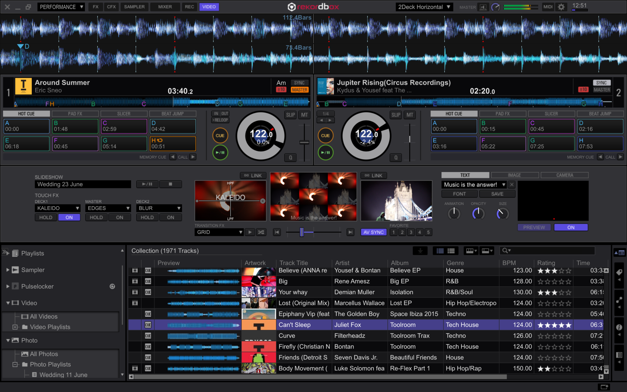 DDJ-RZX: Rekordbox DJ Video Controller - DJ TechTools