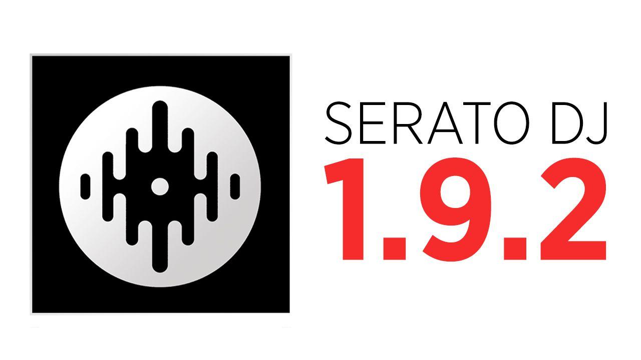 Serato DJ 1.9.2