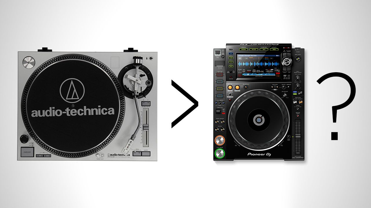 Are DJ Turntables Outselling CDJs