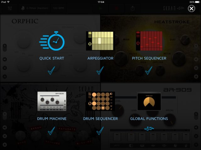 Review: Skram for iPad - Liine's Powerful Groovebox - DJ TechTools