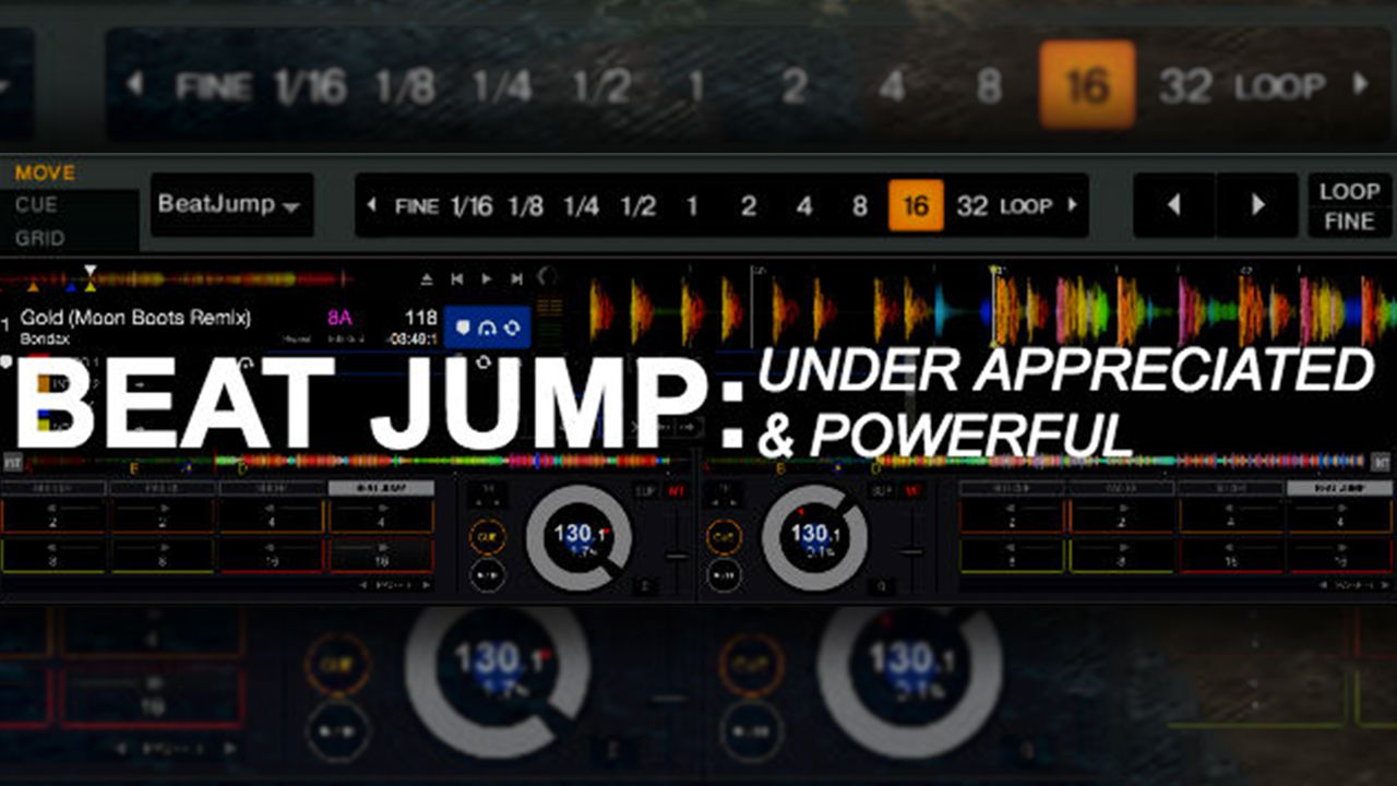 Underused DJ Techniques: Beat Jump - DJ TechTools