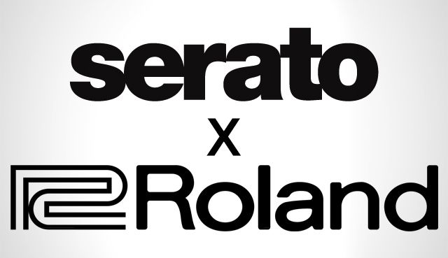 Serato and Roland Partnership