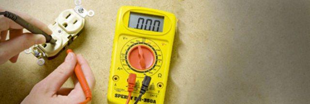 multimeter-outlet