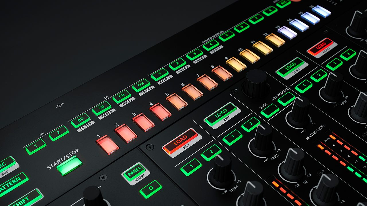 Everything You Need To Know About Roland's DJ-808 Serato Controller