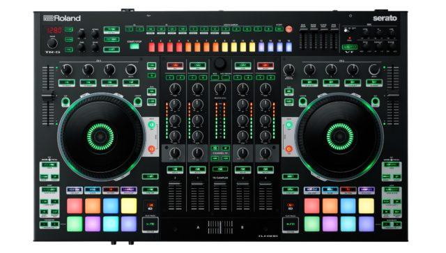 roland-dj-808-top