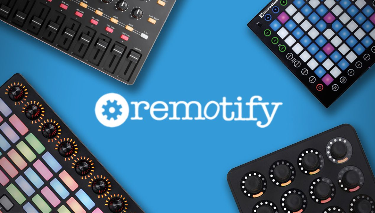 Review: Remotify Makes Ableton Control Surfaces Scripts A