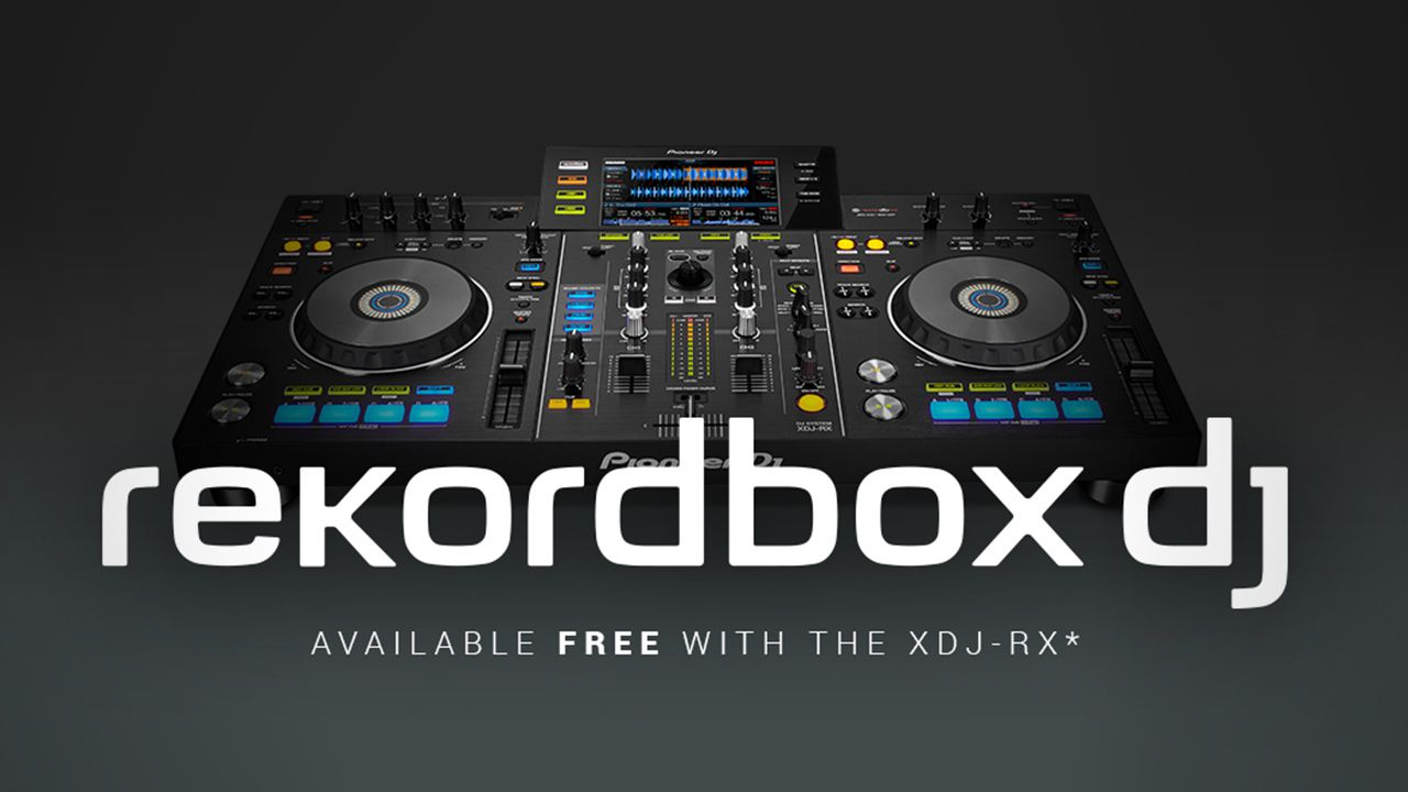 pioneer dj 39 s xdj rx now includes rekordbox dj dj techtools. Black Bedroom Furniture Sets. Home Design Ideas