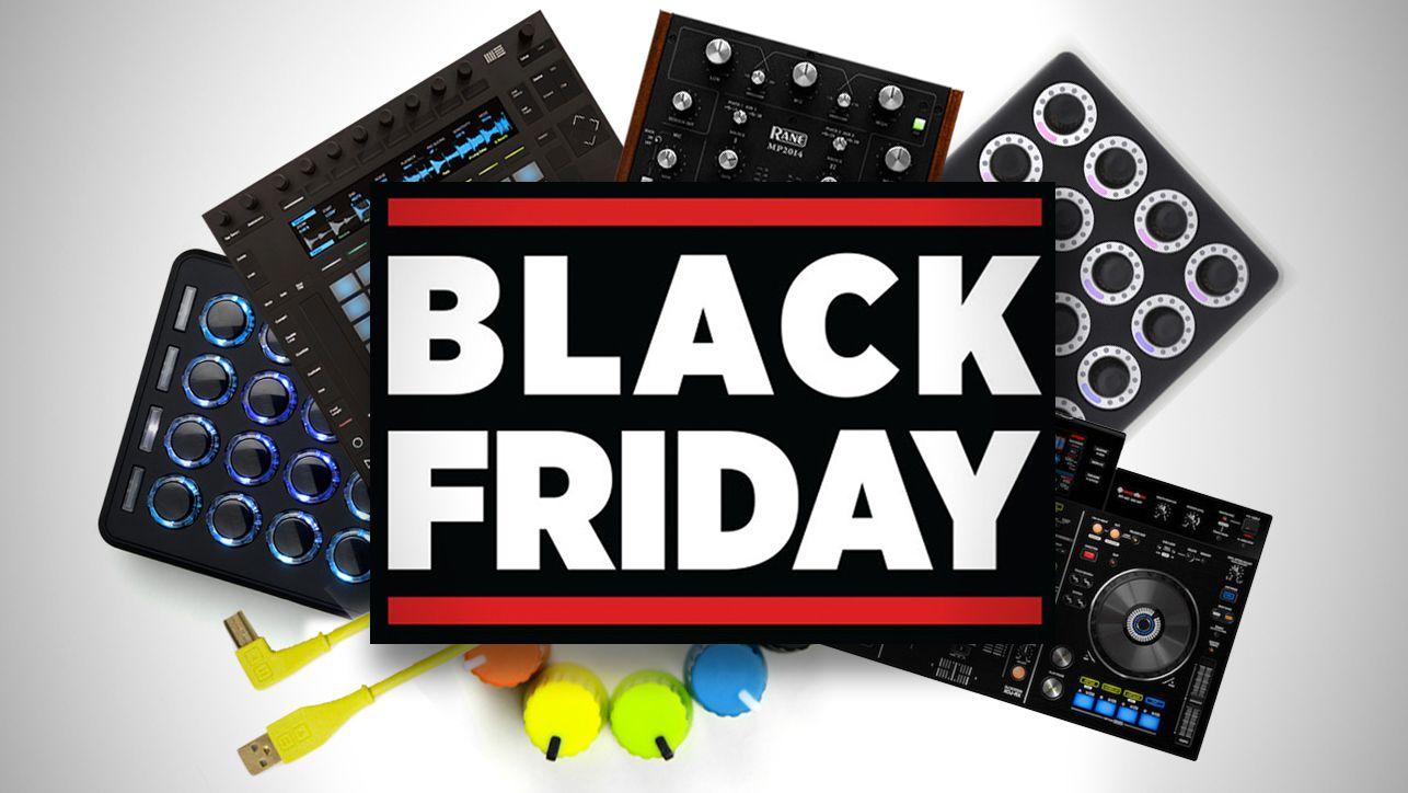 DJ Techtools 2016 Black Friday Cyber Monday DJ Gear Sale