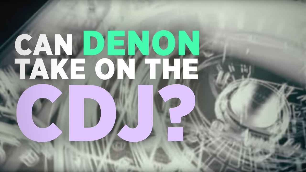 Denon going to release a CDJ killer?