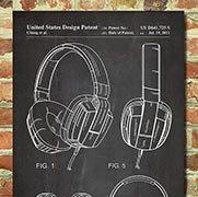 headphoneposter