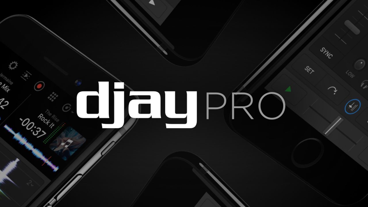 djay Pro comes to iPhone