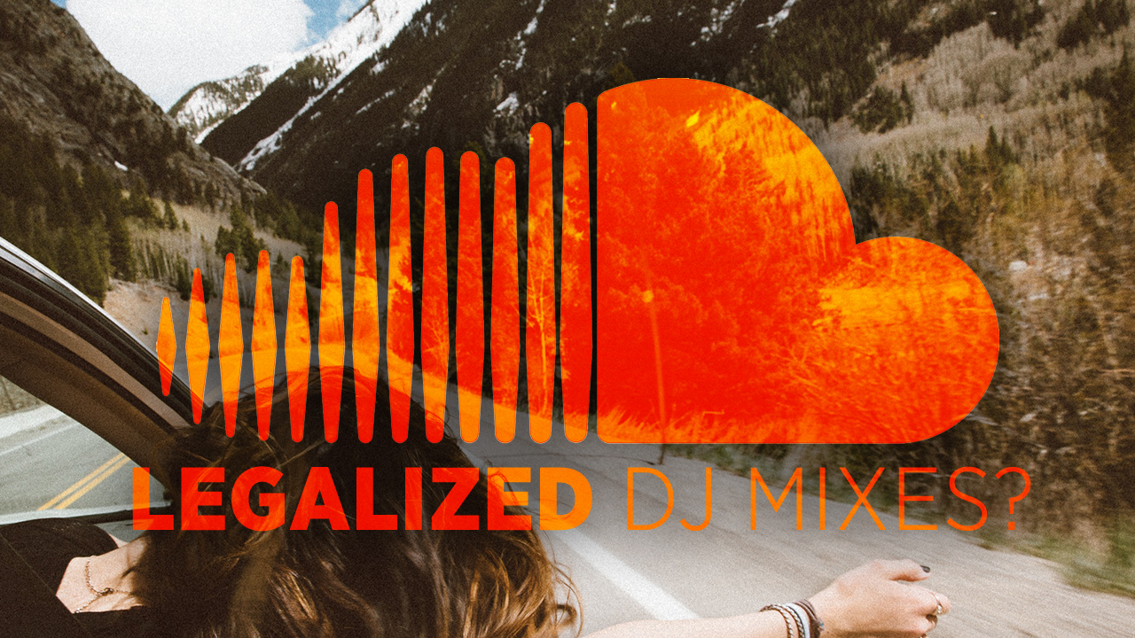 We're testing Soundcloud's claims that DJ mixes are now allowed