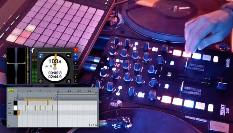 Sequence Serato DJ Cue Points with Ableton Live