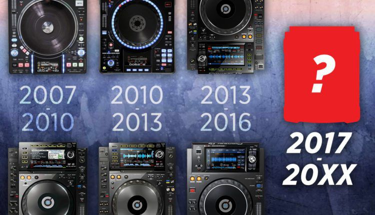 Features That Should Be Standard On CDJs in 2017