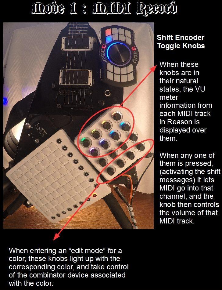 MIDI Record Mode