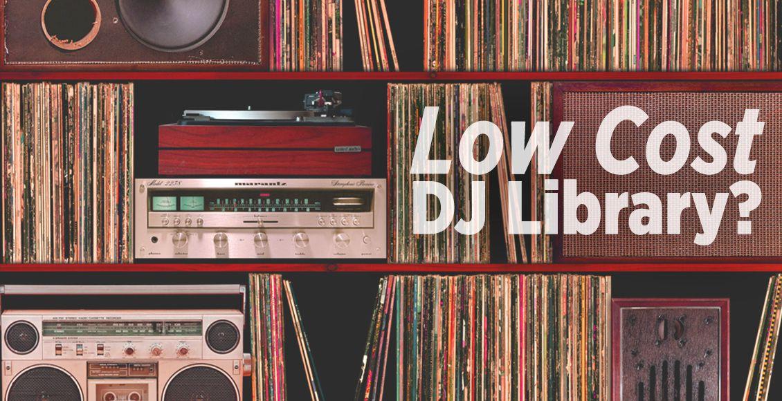 DJ Music For A Budget Beatmatcher - DJ TechTools