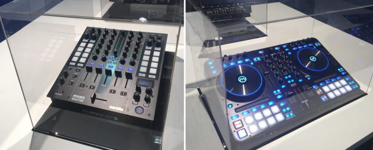 Mixars at NAMM 2017