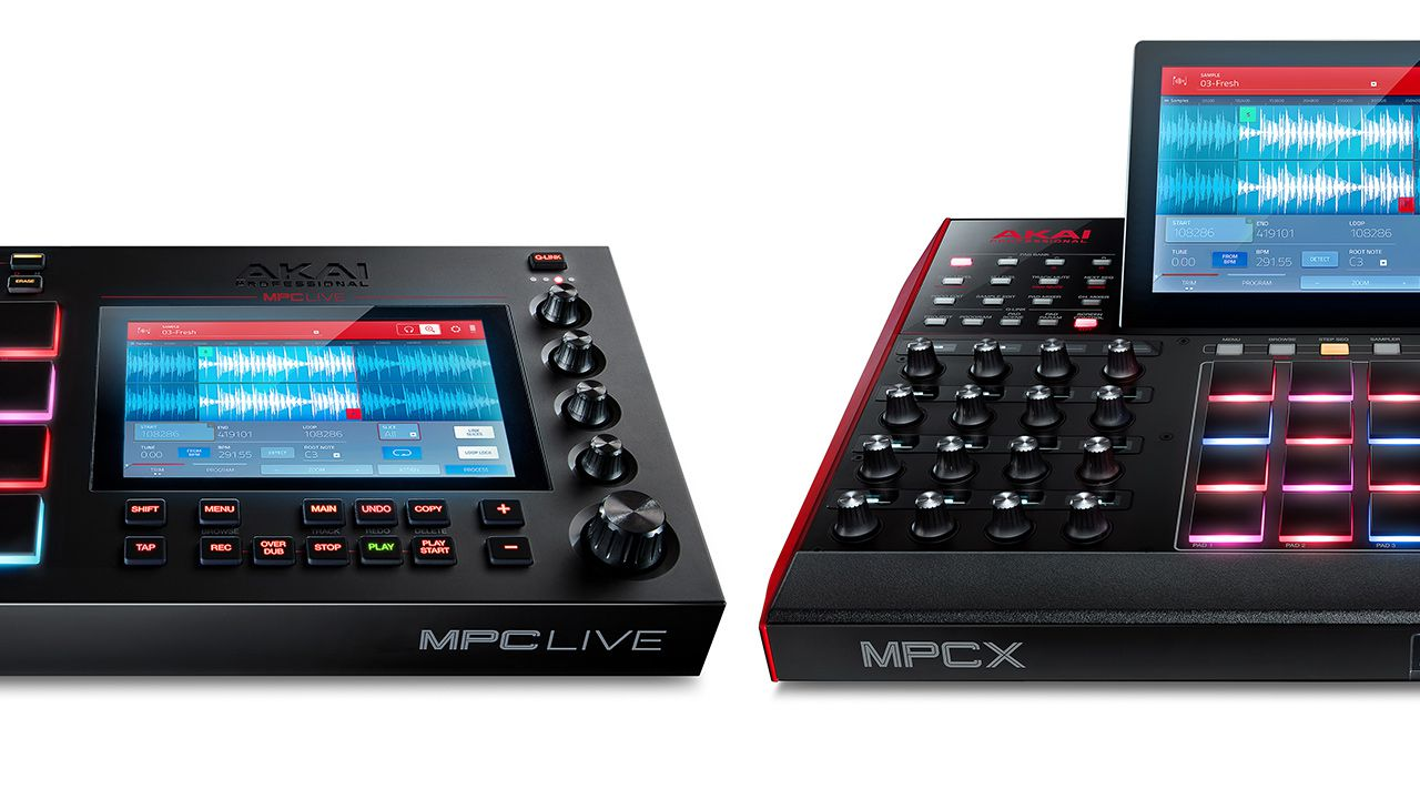Akai Introduces MPC Live + MPC X: Back To Standalone! - DJ TechTools