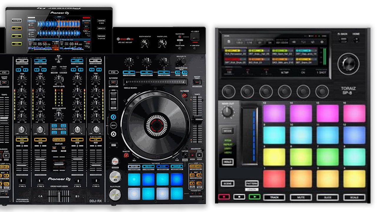 Pioneer DJ at NAMM 2017