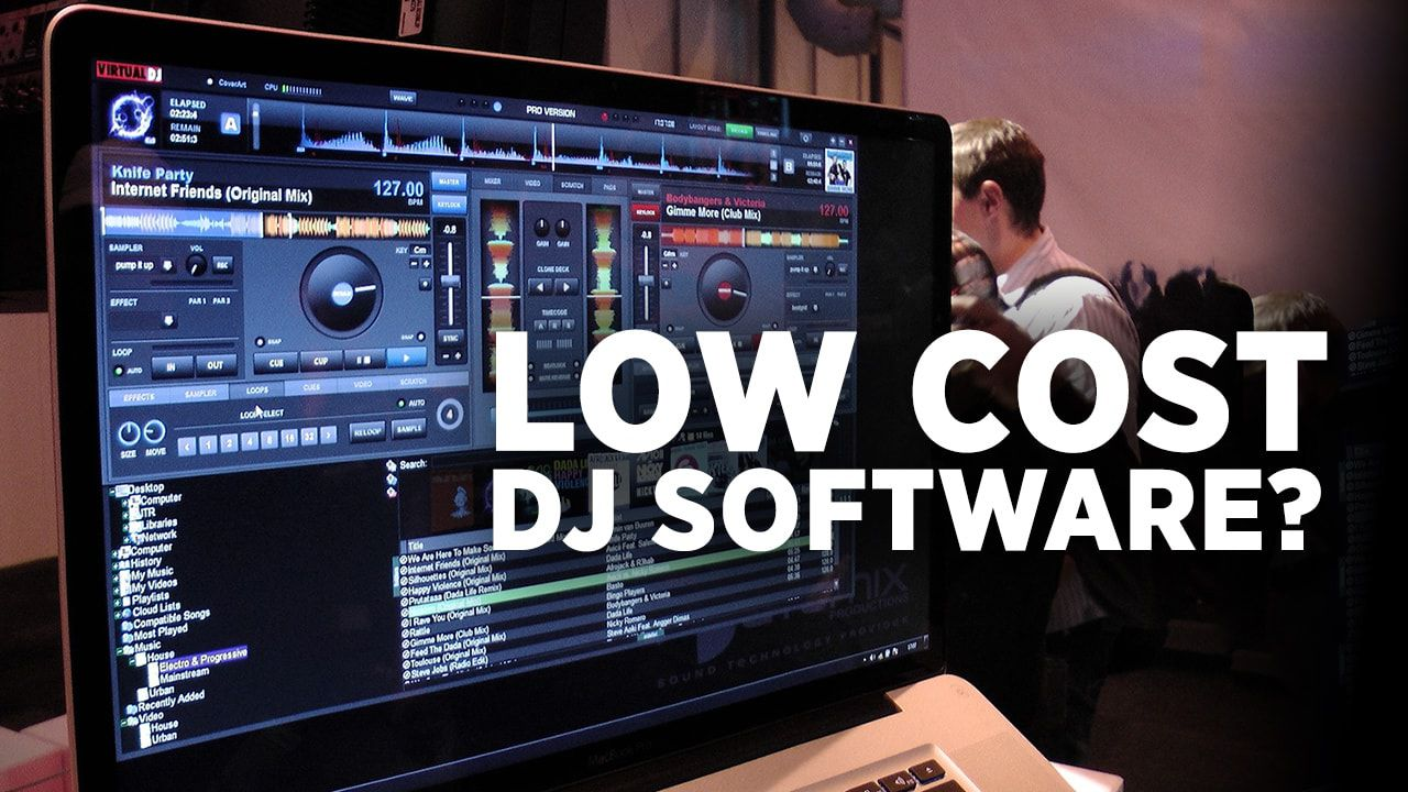 Budget DJ Software
