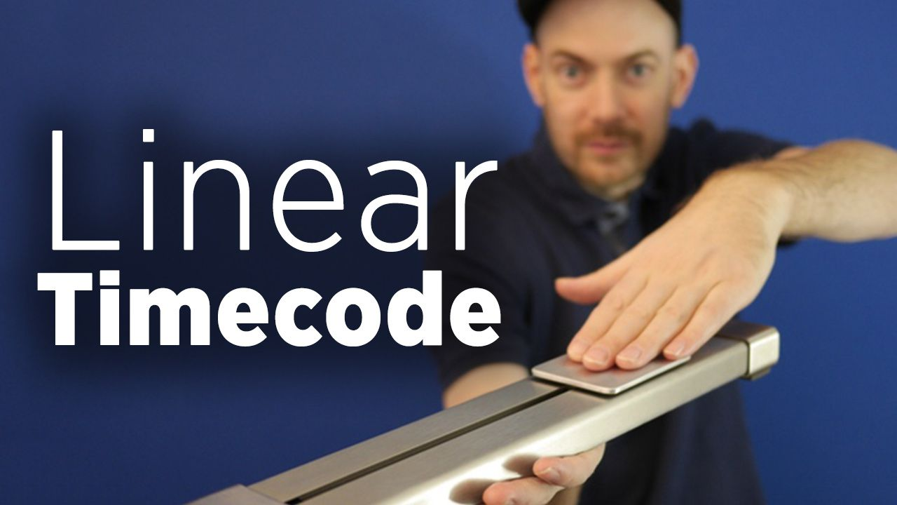 SliderKut Linear Timecode