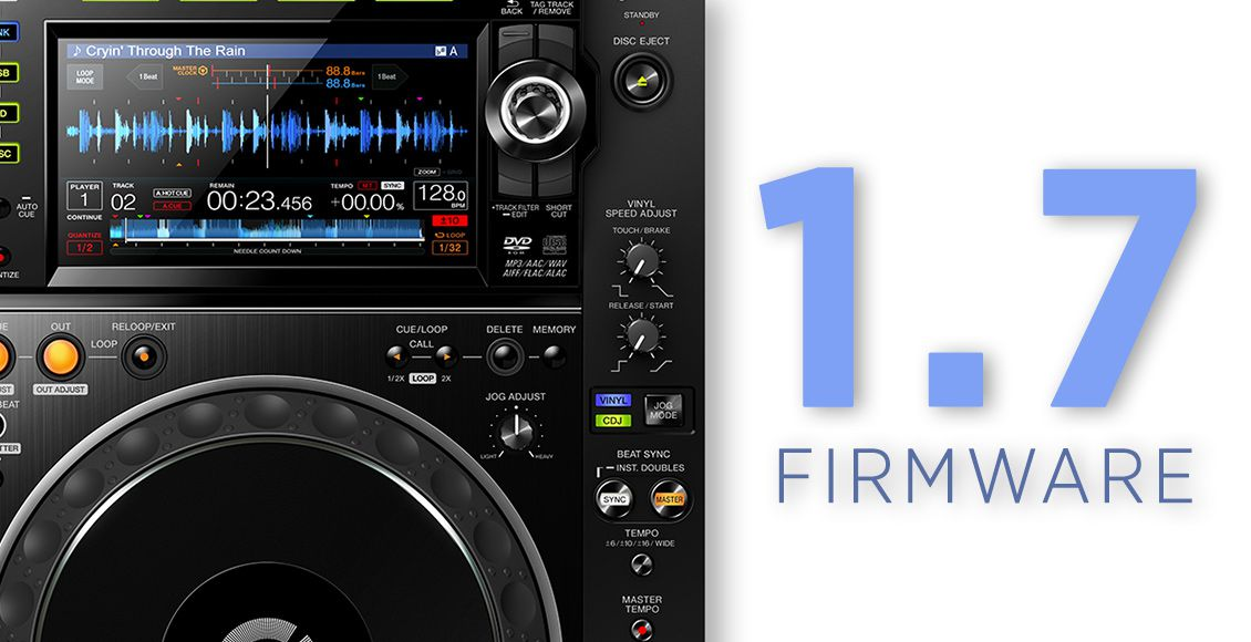 CDJ-2000NXS2 Gets Expanded Beat Jump Features in 1 7