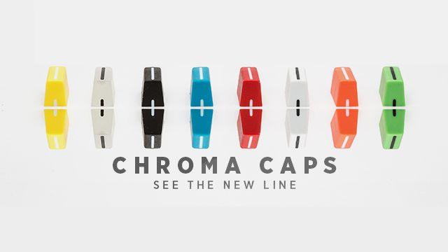 Chroma Caps 2017 new lineup header