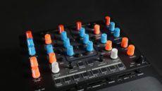 Chroma Caps on Rane TTM57