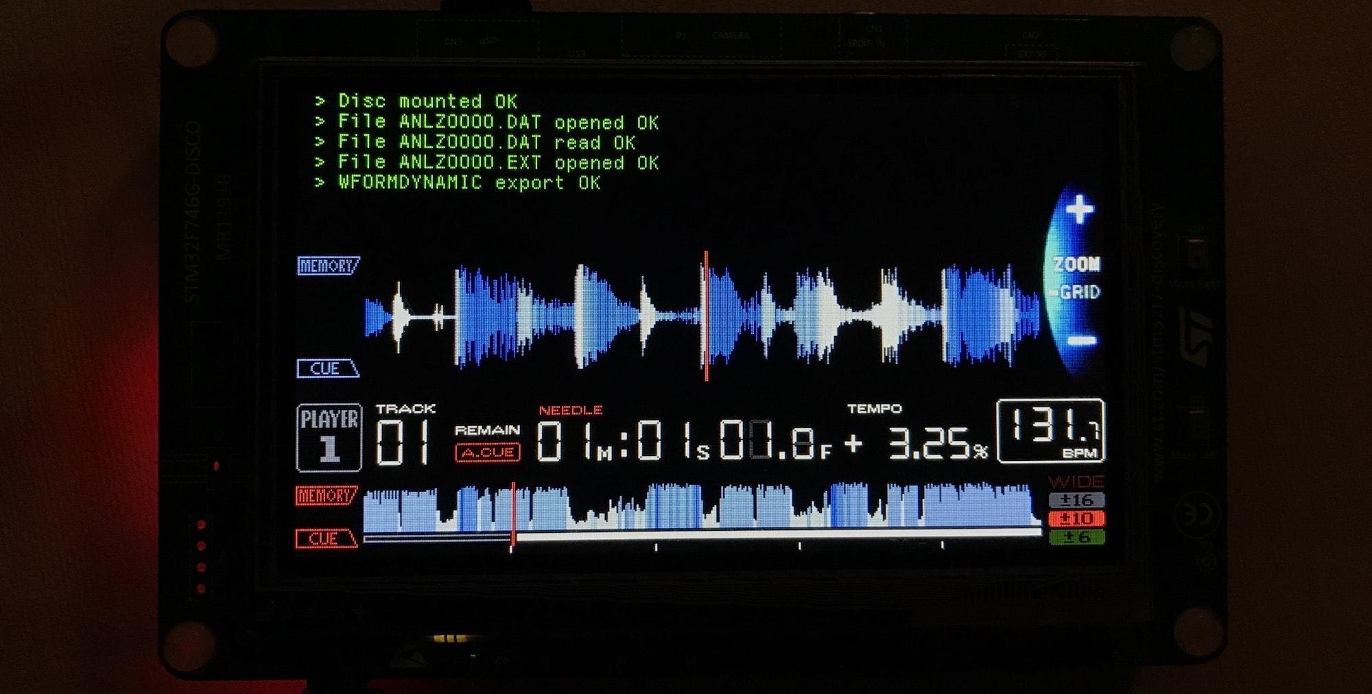 CDJ-1000mk3 Gets Amazing NXS-Style Display Mod - DJ TechTools