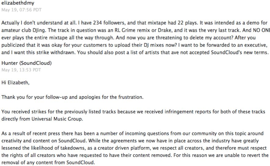 Does Drake Hate My DJ Mixes? Soundcloud Copyright Strikes vs