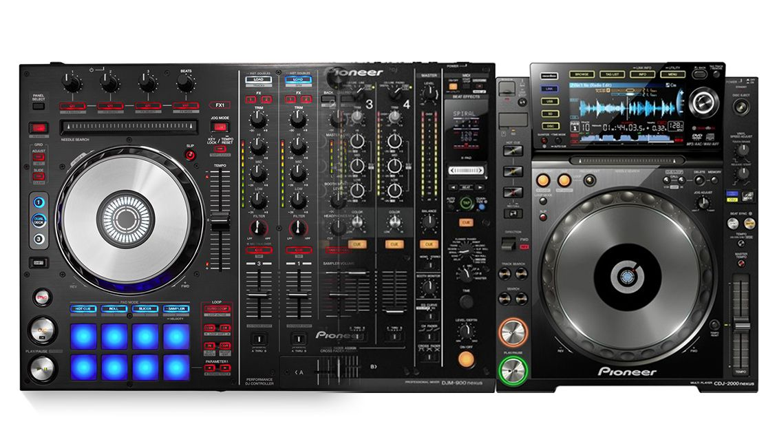 DDJ to CDJs: Practicing For CDJs With A Pioneer DJ Controller - DJ