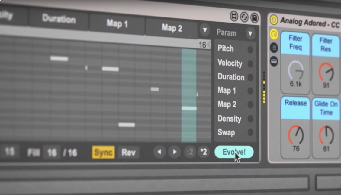 MidiVolve: Max for Live Riff Generator - DJ TechTools